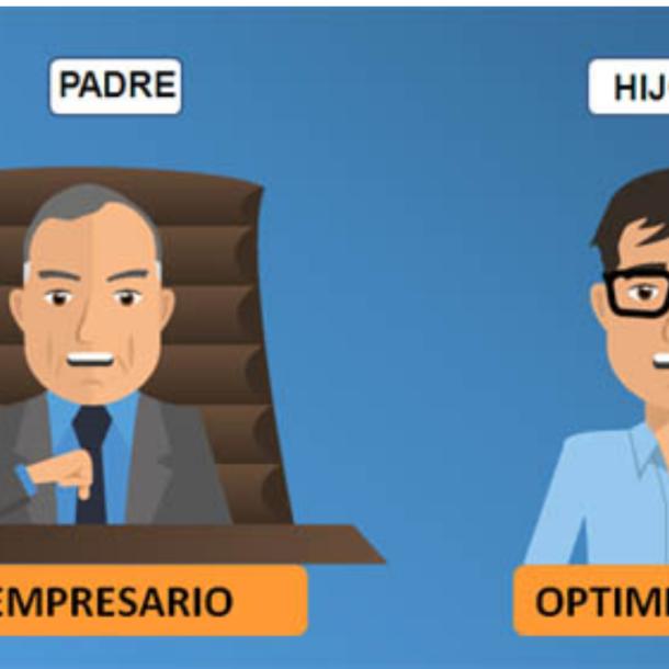 Quirós Consultores - especialistas en Pymes - LA INCORPORACIÓN DE LOS HIJOS AL NEGOCIO