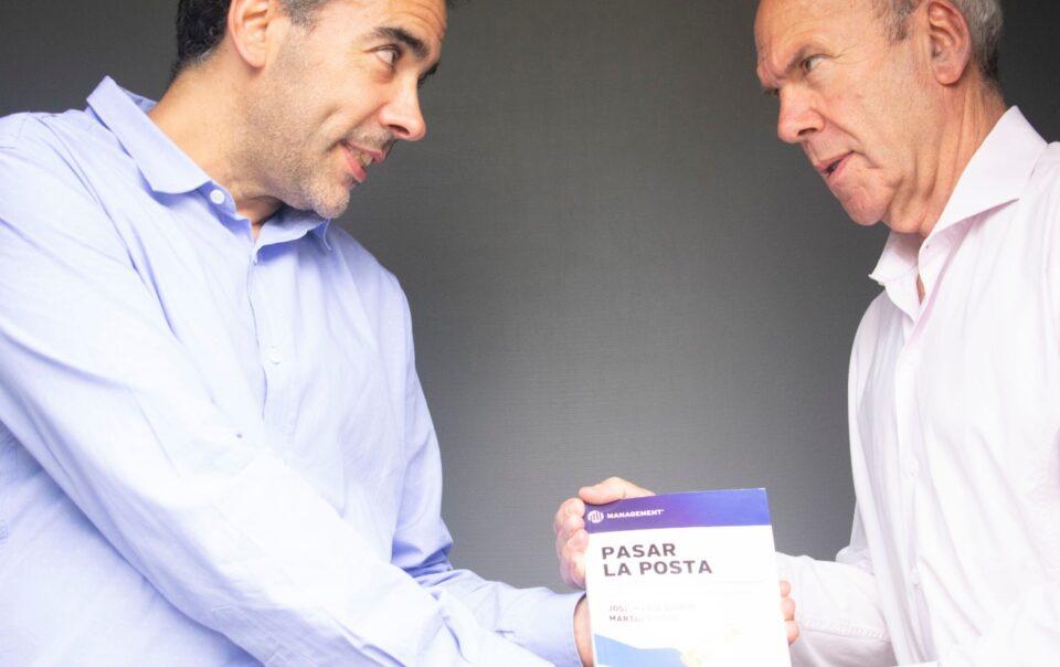 Quiros Consultores - Expertos en Pymes Pasar la posta