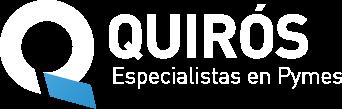 Quirós Consultores - especialistas en Pymes - logo-blanco